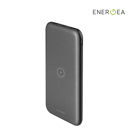 แบตเตอรี่สำรอง Energea Slimpac 8000Mah Li-Poly Wireless Charging ราคา