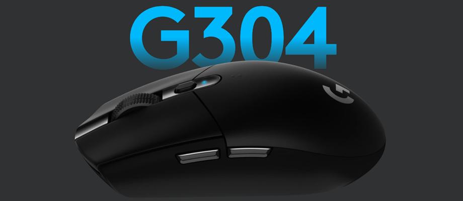 เมาส์ไร้สาย Logitech G304 Wireless Gaming Mouse รีวิว