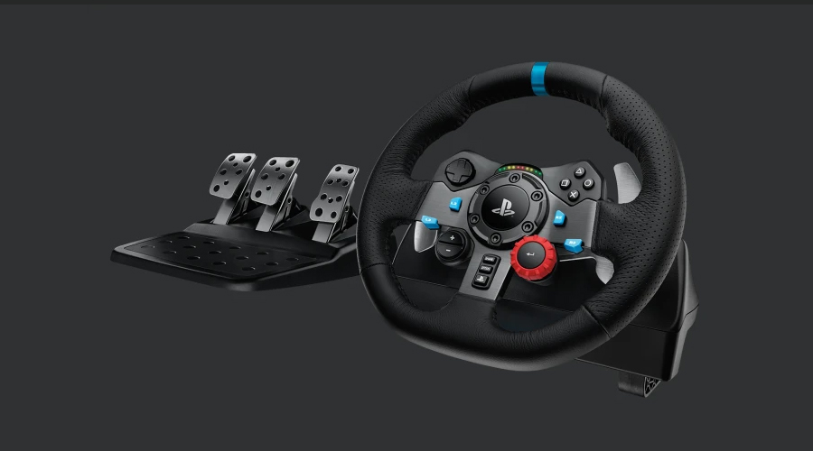 Logitech G29 Driving Force Racing Wheel for PlayStation 3 and PlayStation 4 รีวิว