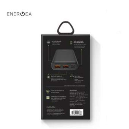แบตเตอรี่สำรอง Energea Compac Pq2201, 20000Mah Pd + Smartfc4. ราคา