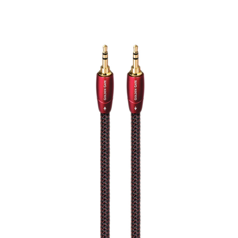สาย 3.5mm Audioquest Golden Gate
