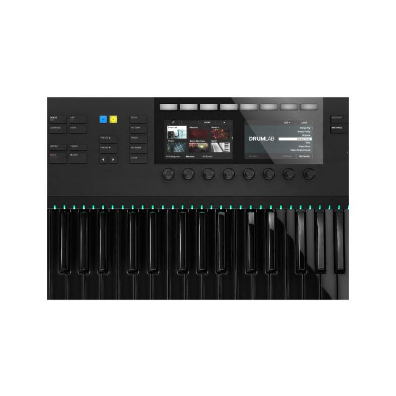 Native Instruments Komplete KONTROL S49 MKII Black Edition