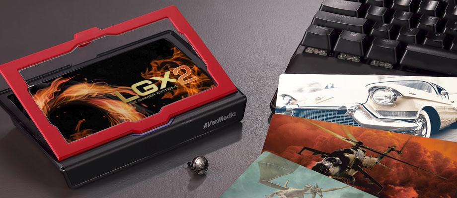 การ์ดจับภาพ AVerMedia Live Gamer Extreme 2 External Capture Card รีวิว
