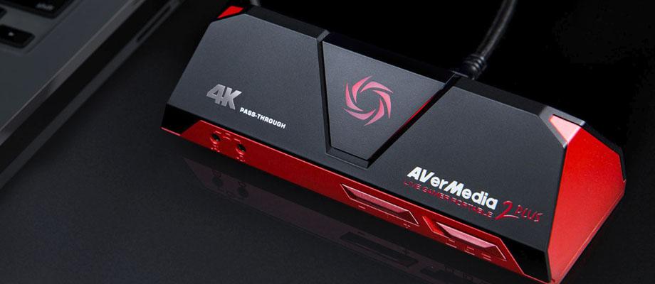 การ์ดจับภาพ AVerMedia Live Gamer Portable 2 Plus External Capture Card จุดเด่น
