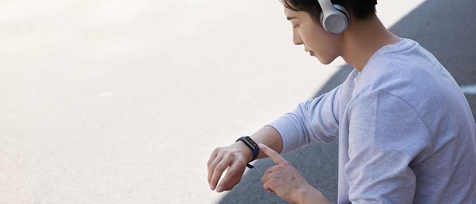 Amazfit Band 2 Fitness Tracker