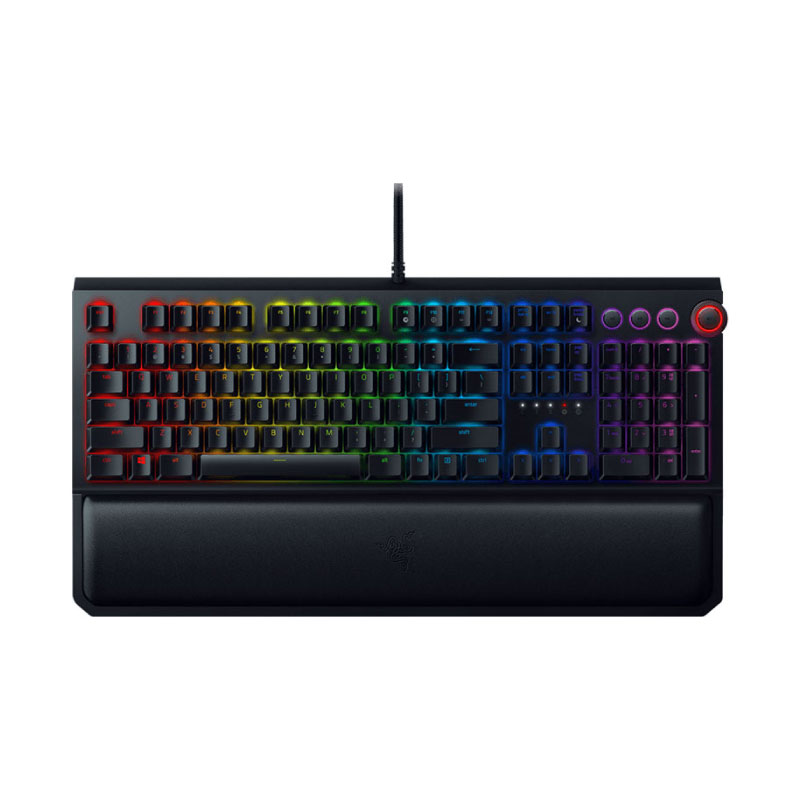 คีย์บอร์ด Razer Blackwidow Elite Mechanical Keyboard