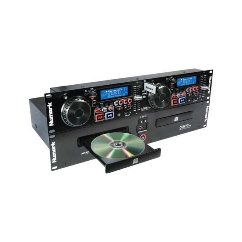 เครื่องเล่น CD Numark CDN77USB