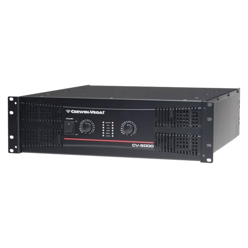 เพาเวอร์แอมป์ Cerwin-Vega CV-5000 Power Amplifier