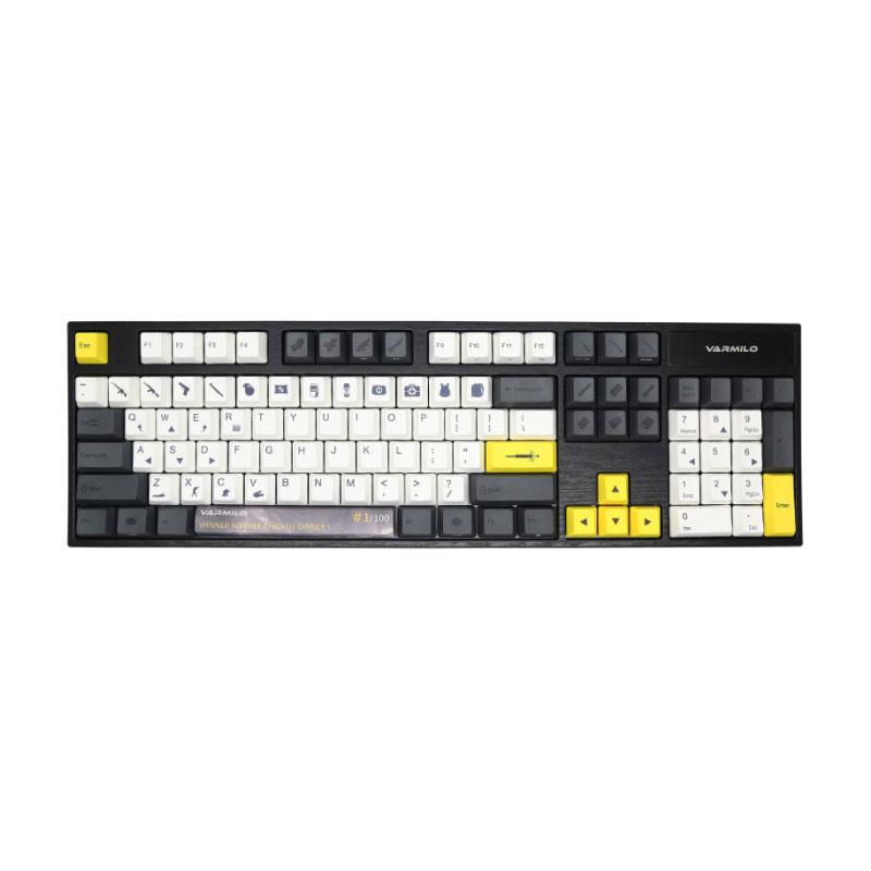 คีย์บอร์ด Varmilo Chicken Dinner Mechanical Keyboard
