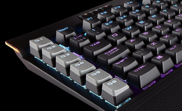 คีย์บอร์ด Corsair K95 RGB Platinum Mechanical Keyboard (TH) ซื้อ-ขาย