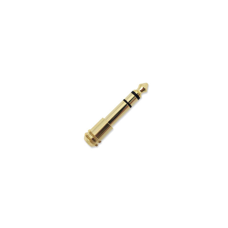 V-Moda Crossfade LP Plug 1/8'' to 1/4'' Plug Adapter