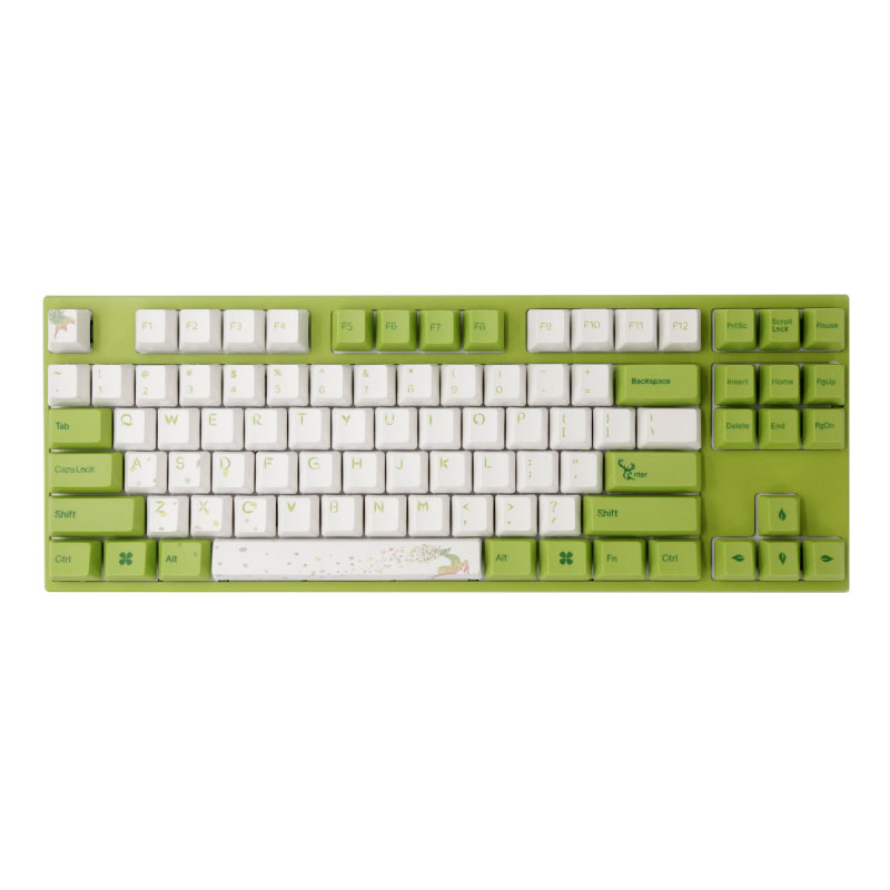 คีย์บอร์ด Ducky Miya Pro Forest Fairy Mechanical Keyboard