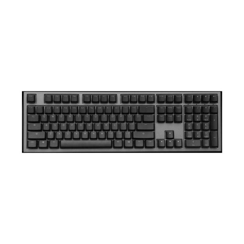 คีย์บอร์ด Ducky Shine 7 Gunmetal RGB Mechanical Keyboard (TH)