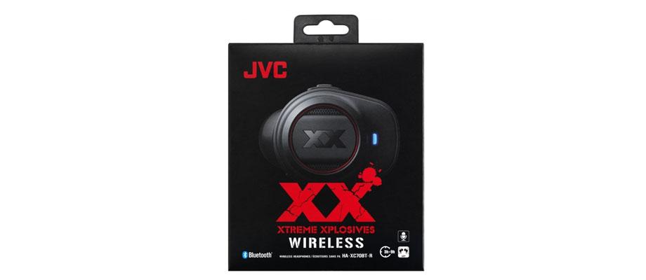 JVC HA-XC70BT True Wirelees  รีวิว