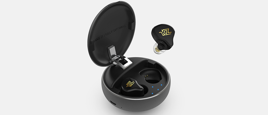 KZ T1 True Wireless
