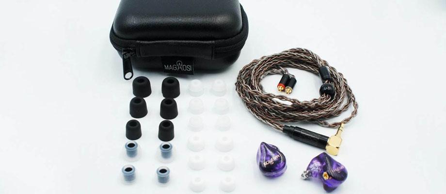 Magaosi K5 headphone แกะกล่อง