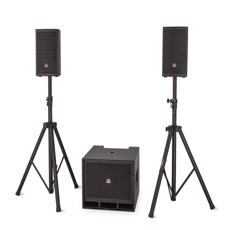 ลำโพง PROEL LTA812A Power Speaker