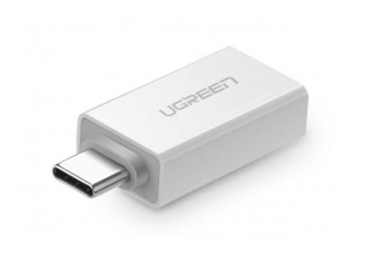 ตัวแปลง Ugreen USB 3.1 Type C superspeed male to USB 3.0 Type A female adapter