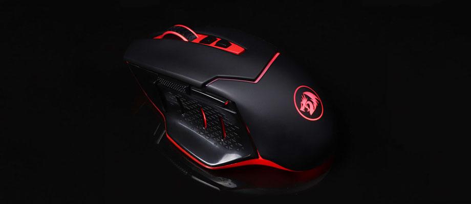เมาส์ไร้สาย Redragon RD-M690 Gaming Mouse รีวิว
