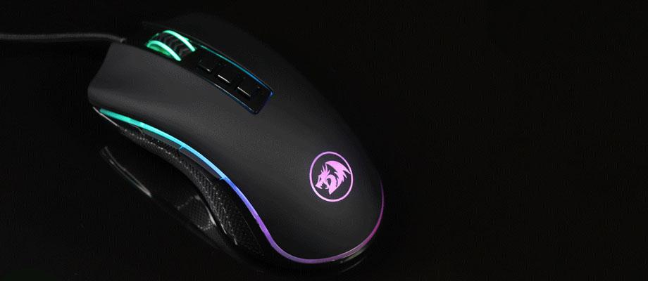 เมาส์ Redragon RD-M711 Gaming Mouse รีวิว
