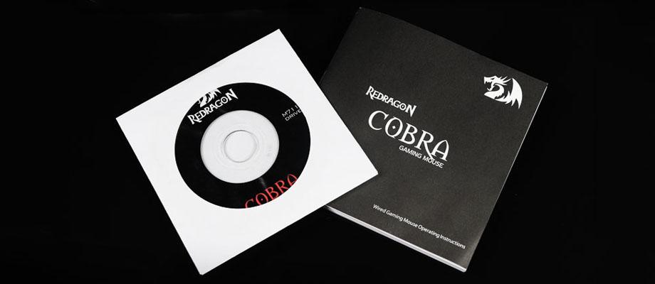 เมาส์ Redragon RD-M711 Gaming Mouse ราคา
