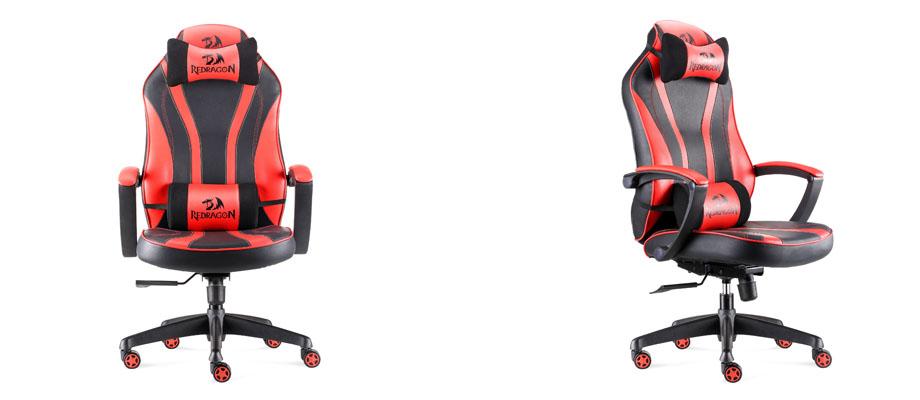 เก้าอี้เล่นเกม Redragon RD-C101 Gaming Chair รีวิว