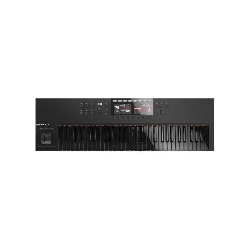 Native Instruments KONTROL S61 MKII Black Edition
