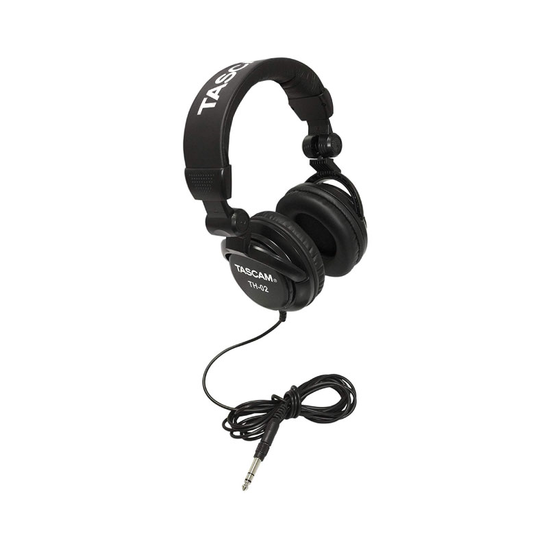 หูฟัง TASCAM Headphone TH-02