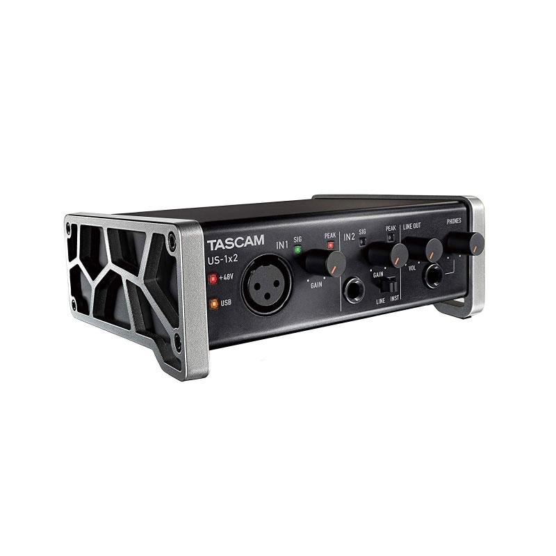 TASCAM Audio Interface US-1X2