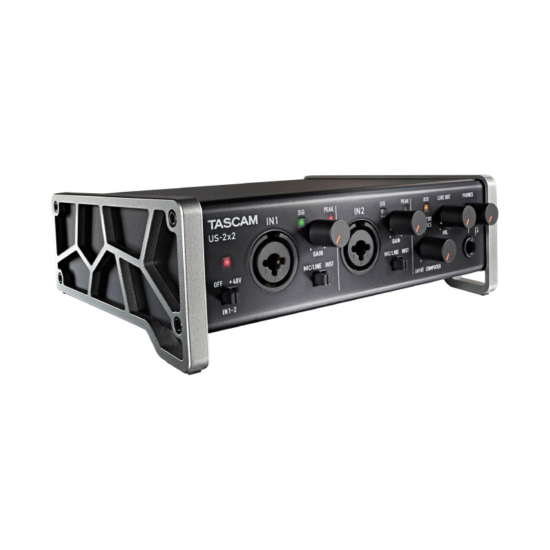 TASCAM Audio Interface US-2X2