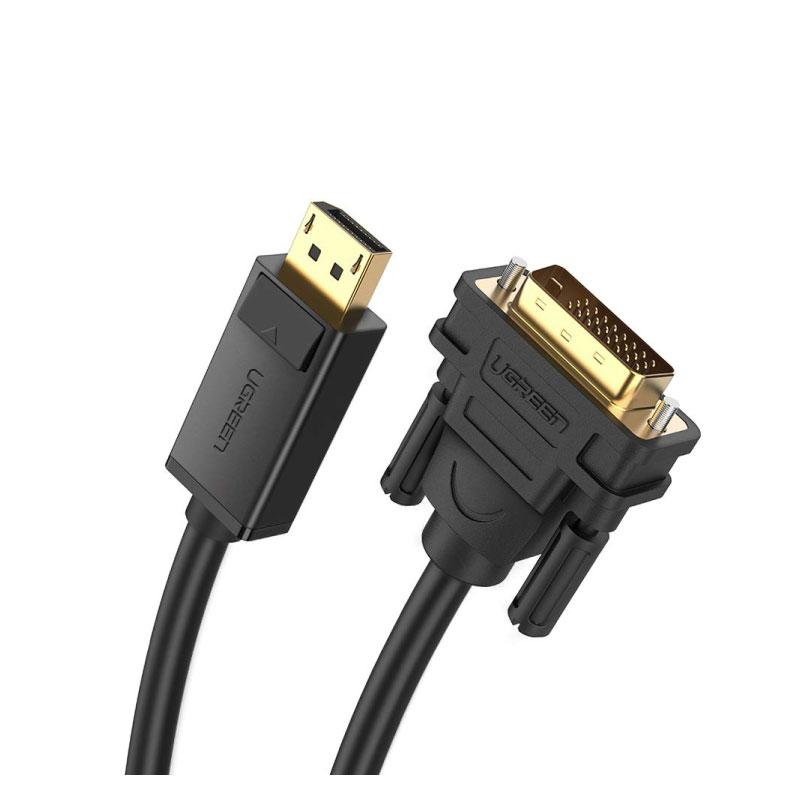สายแปลง Ugreen DP male to DVI male Cable
