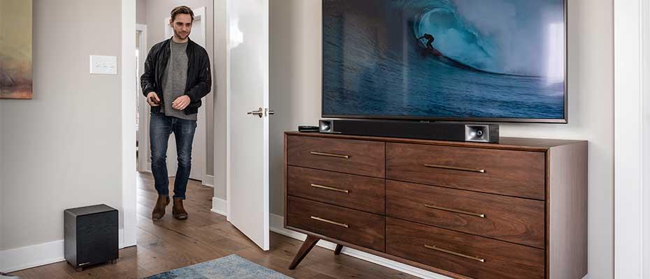 ลำโพง Klipsch BAR 40 Sound Bar Speaker ราคา