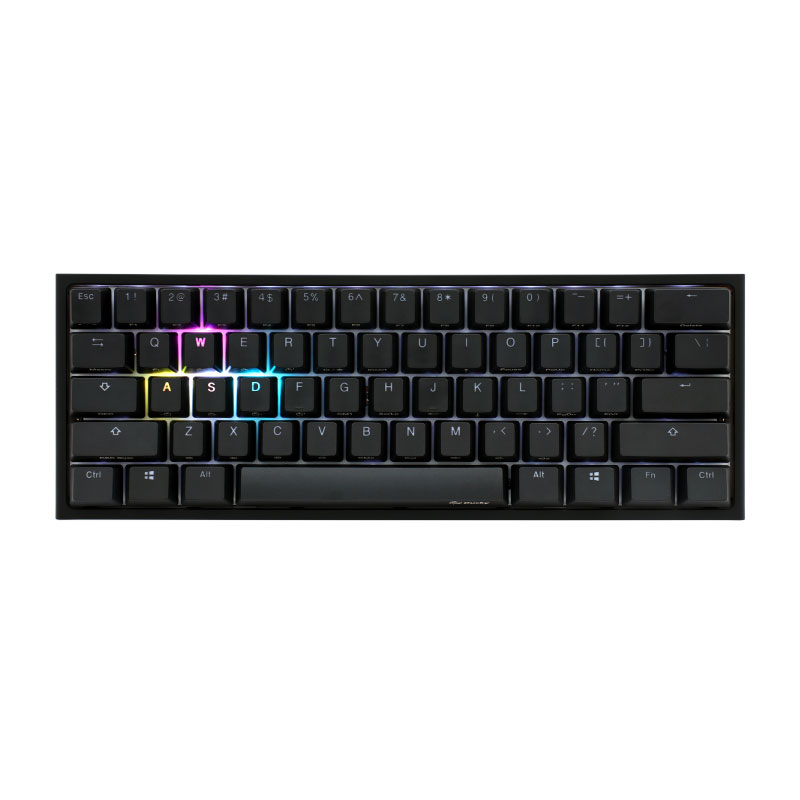 คีย์บอร์ด Ducky One 2 Mini RGB Mechanical Keyboard