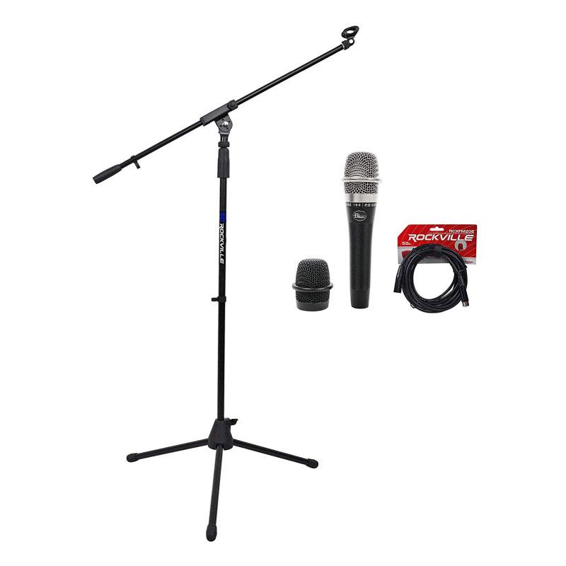 Microphone Blue Encore 100 Black