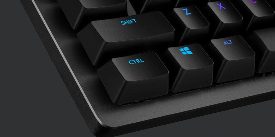 คีย์บอร์ด Logitech G512 RGB Mechanical Keyboard ราคา