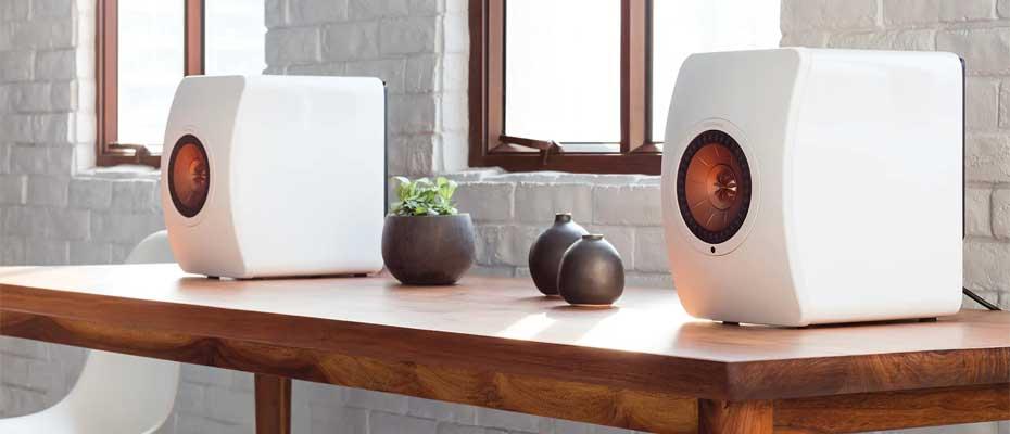 ลำโพง KEF LS50 Wireless Speaker ราคา