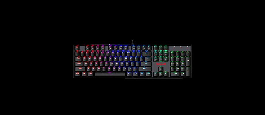 คีย์บอร์ด Redragon RD-K552 Mechanical Keyboard ราคา