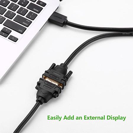 สายแปลง Ugreen HDMI to DVI Cable ซื้อ-ขาย