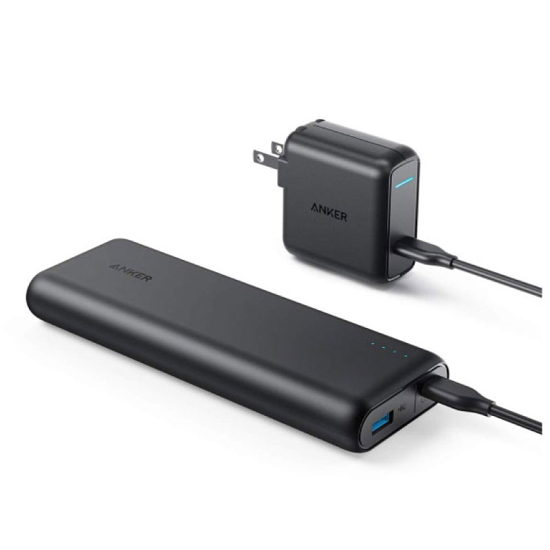 แบตสำรอง Anker PowerCore Speed 20000 mAh PD