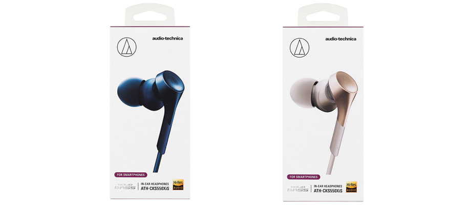 หูฟัง Audio-Technica ATH-CKS550XiS In-Ear ราคา
