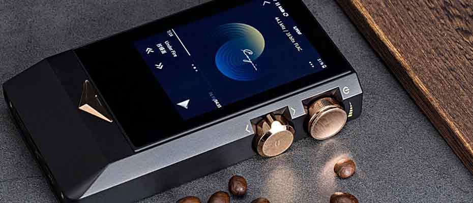 Cayin N8 Brass Edition