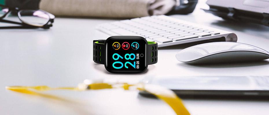 นาฬิกาอัจฉริยะ Elephone W3 Smart Watch