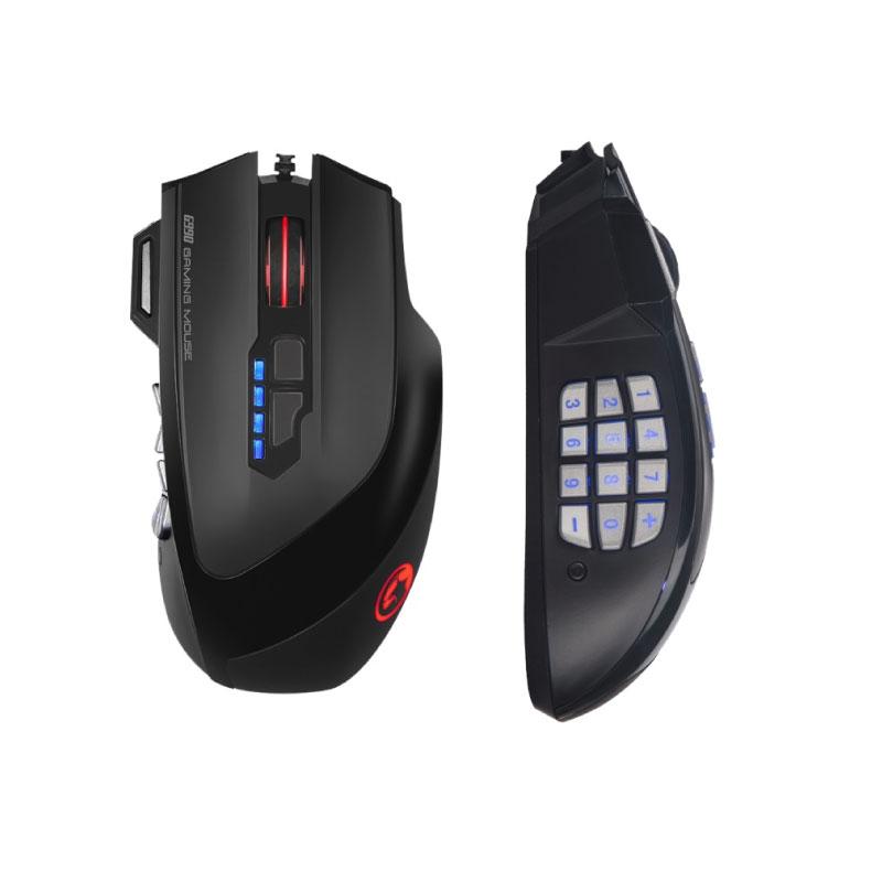 เมาส์ Marvo G-990 Gaming Mouse