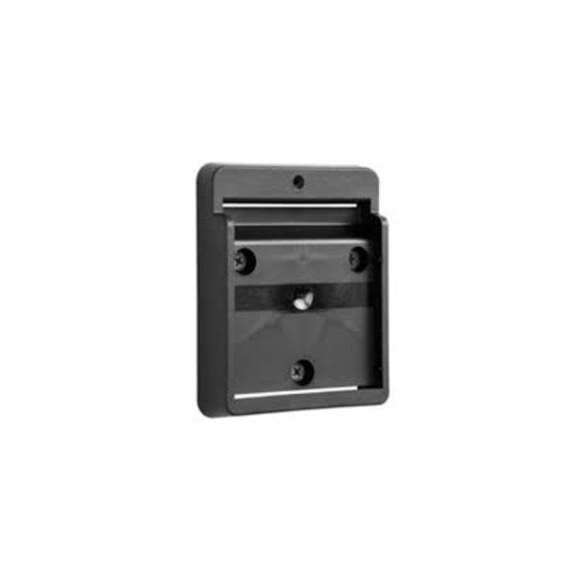 Genelec 8000-909 Wallmount adapter black for Slatwall brackets