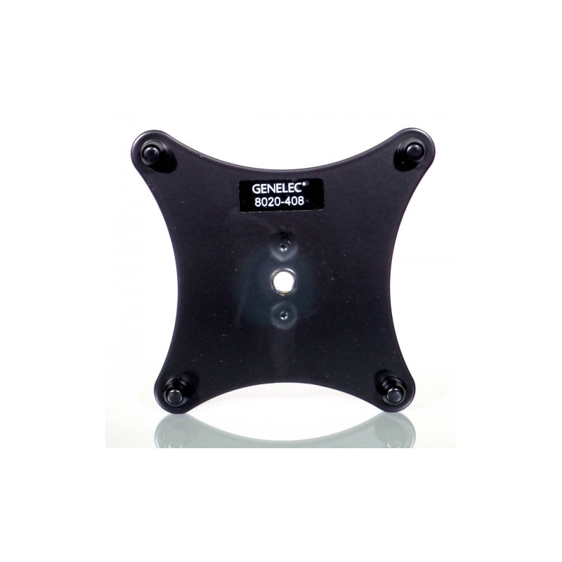 Genelec 8020-408 Stand plate for 8020 Iso-Pod