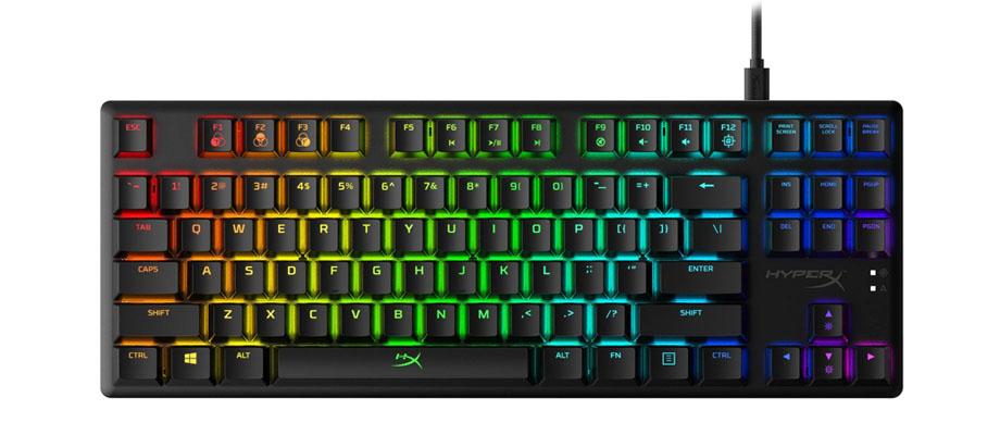 คีย์บอร์ด HyperX Alloy Origins Core Gaming Keyboard รีวิว