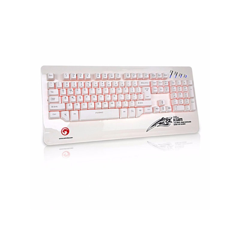 คีย์บอร์ด Marvo KG-811 Mechanical Keyboard