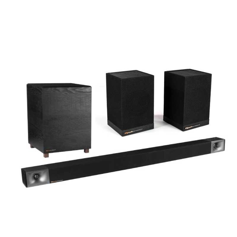 ชุดลำโพง Klipsch Bar 48 + Surround 3
