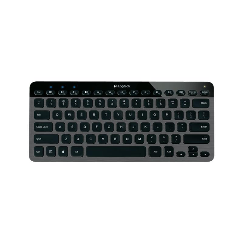 คีย์บอร์ดสกรีน Logitech K810 Bluetooth Illuminated Keyboard