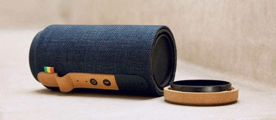 ลำโพง Marley EM-JA016 Bluetooth Speaker รีวิว